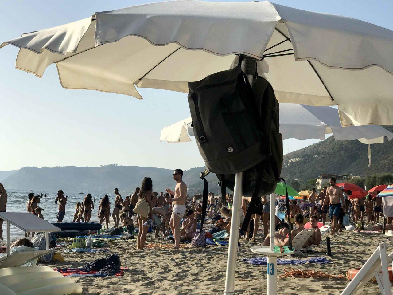 spiaggia e dpcm natale