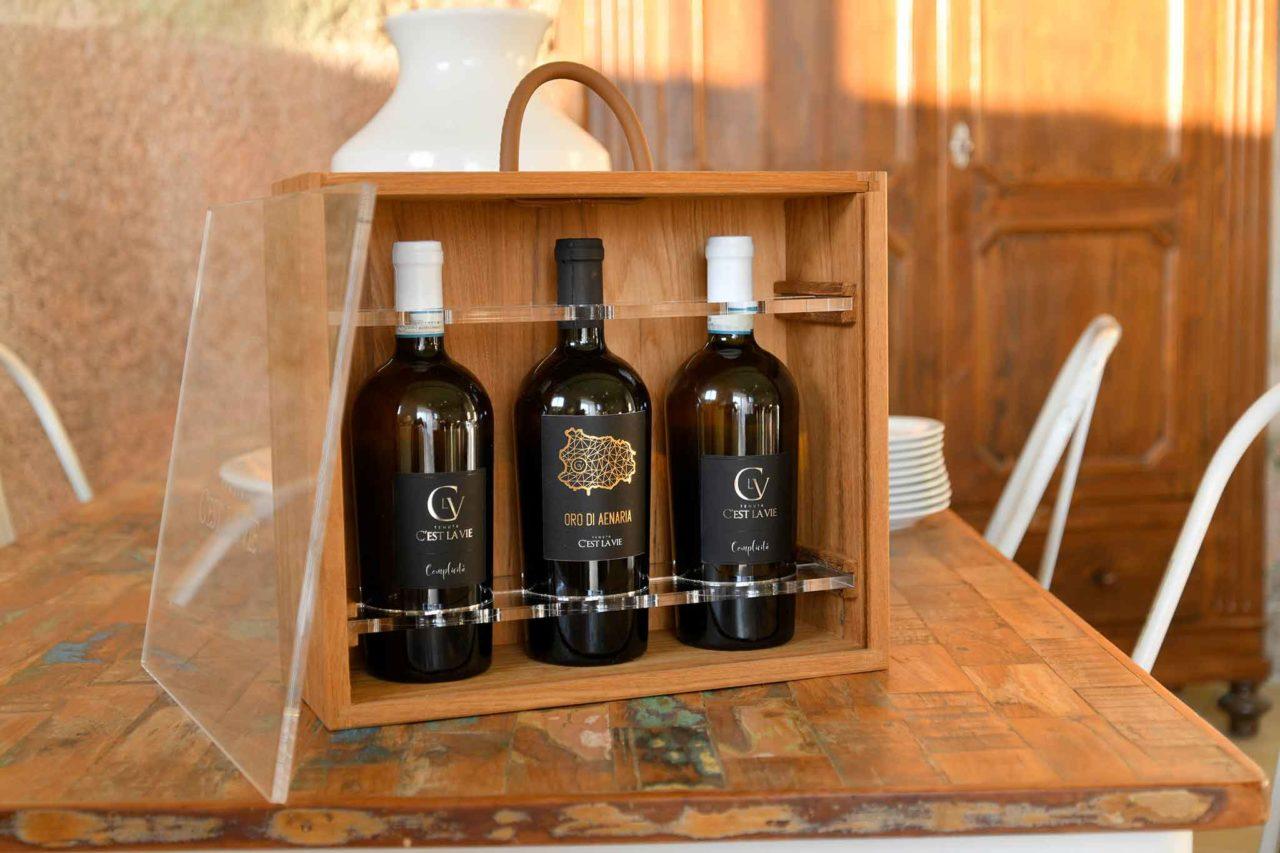 vino Tenuta c'est la vie Ischia