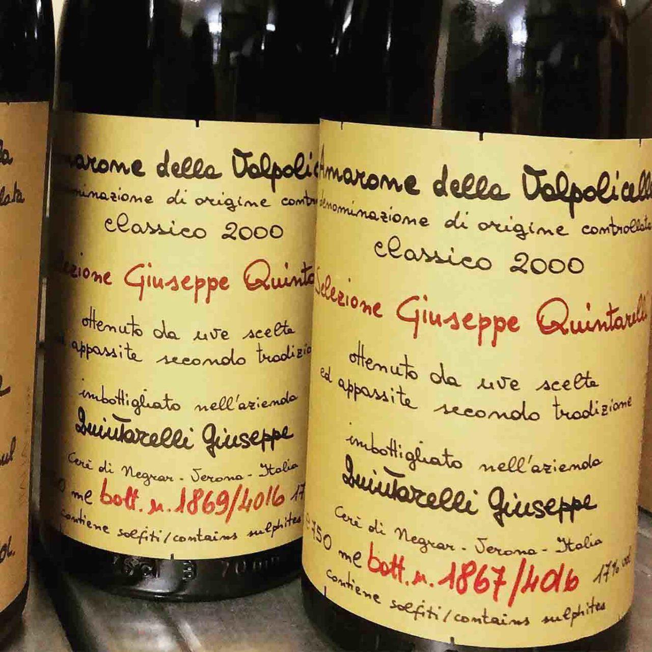 vini italiani Amarone Quintarelli