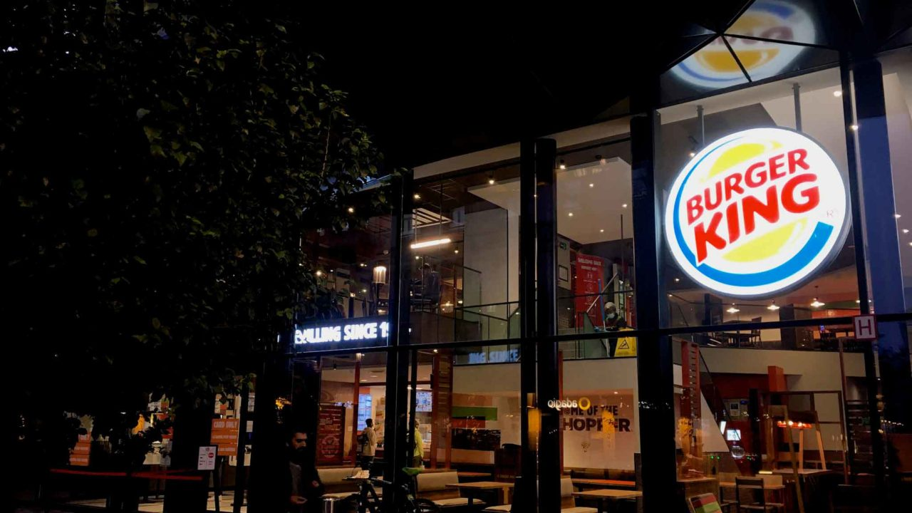 Burger Kink stella Michelin hamburger guida michelin
