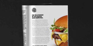 Guida michelin e Burger King