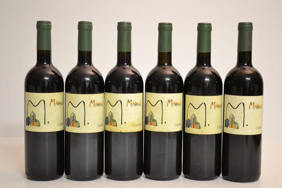 Vini italiani Calvari Miani