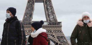 Coronavirus a Parigi