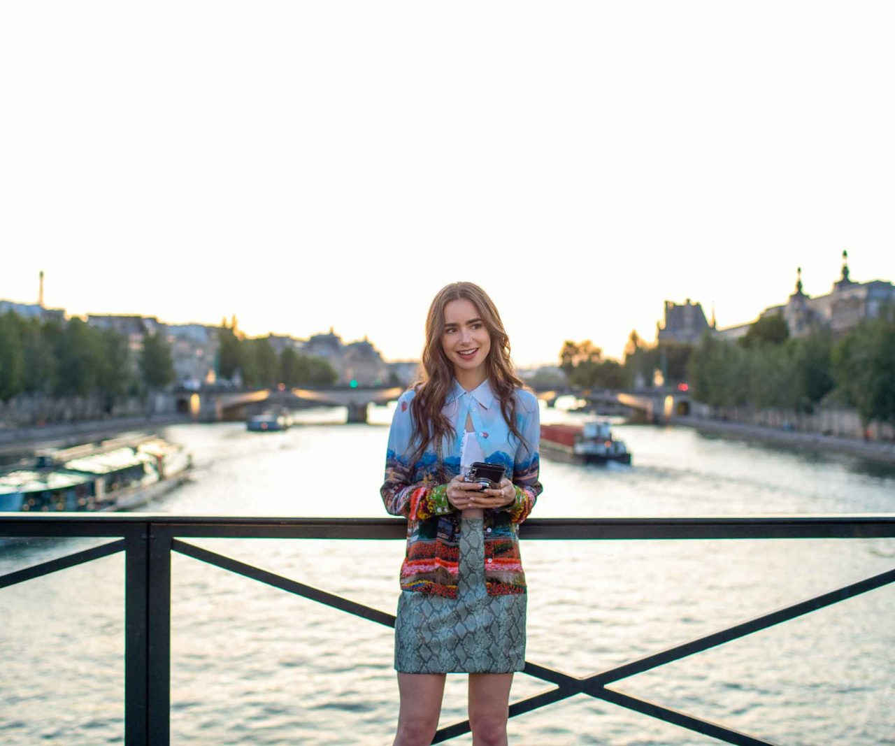 Emily In Paris episodio 1