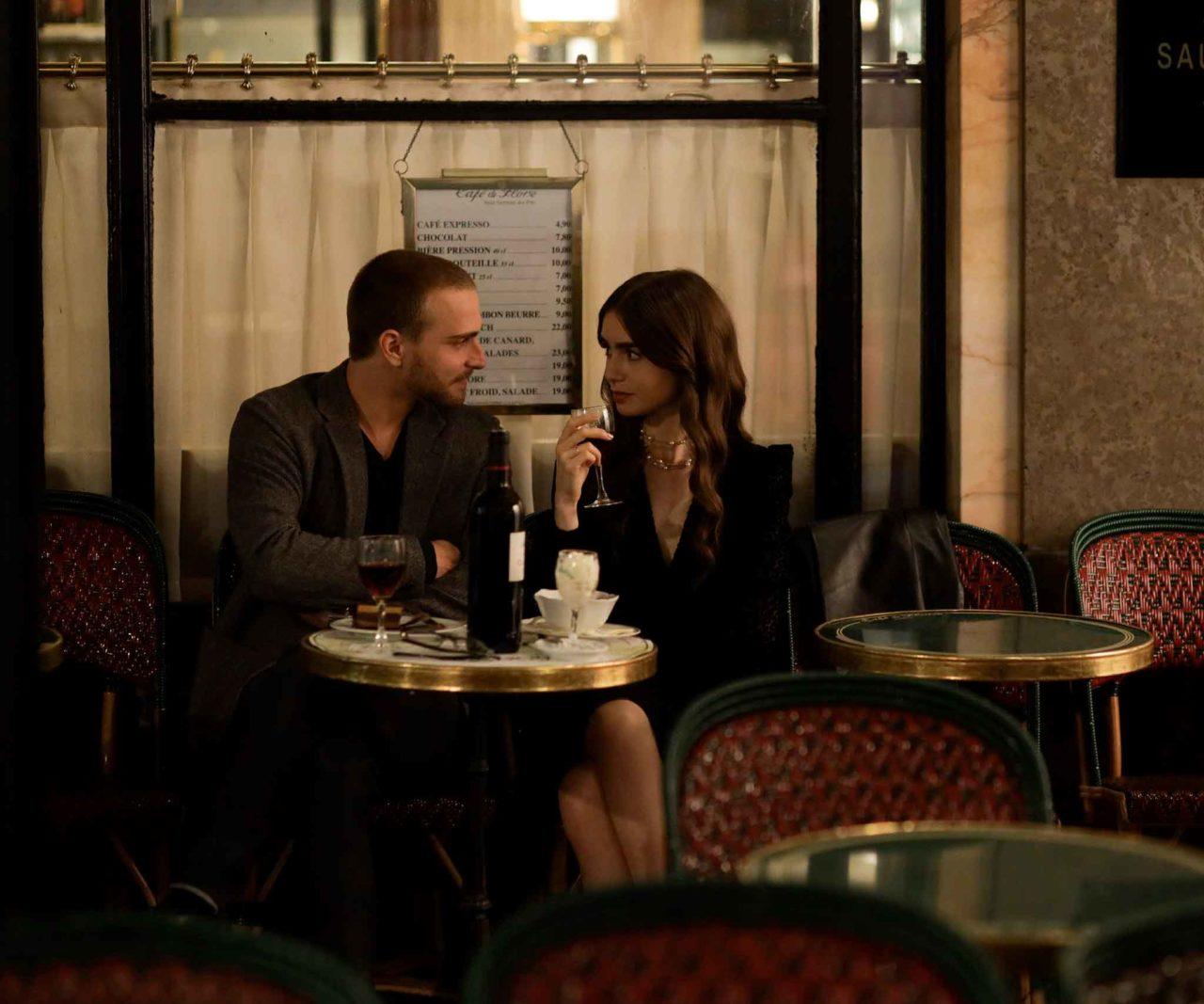 Emily In Paris episodio 6 Ringarde