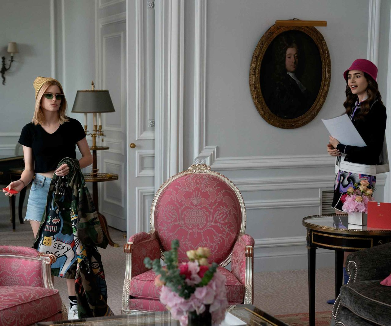 Emily In Paris episodio 7 Finale alla francese