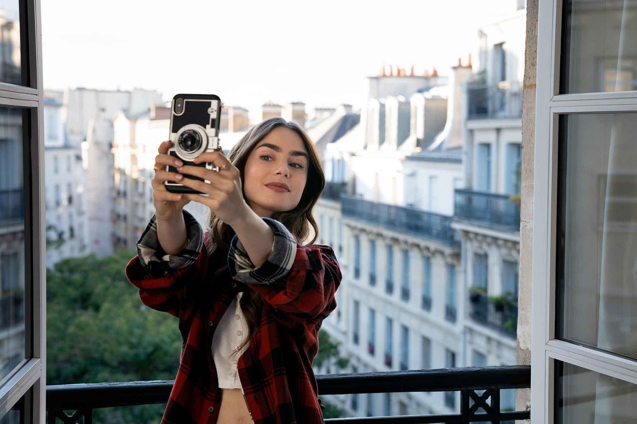 Emily in Paris Netflix episodi