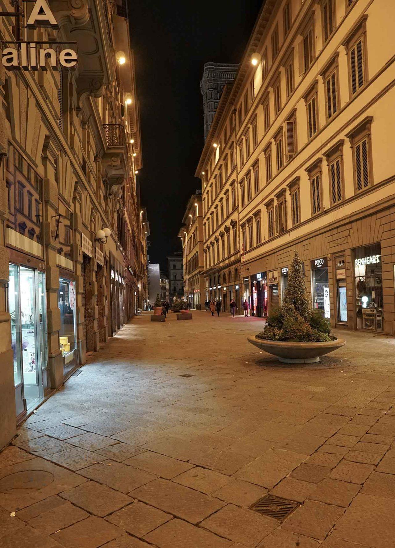 Firenze chiusura ristoranti