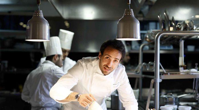 Francesco Sposito Taverna Estia ristorante Brusciano Napoli