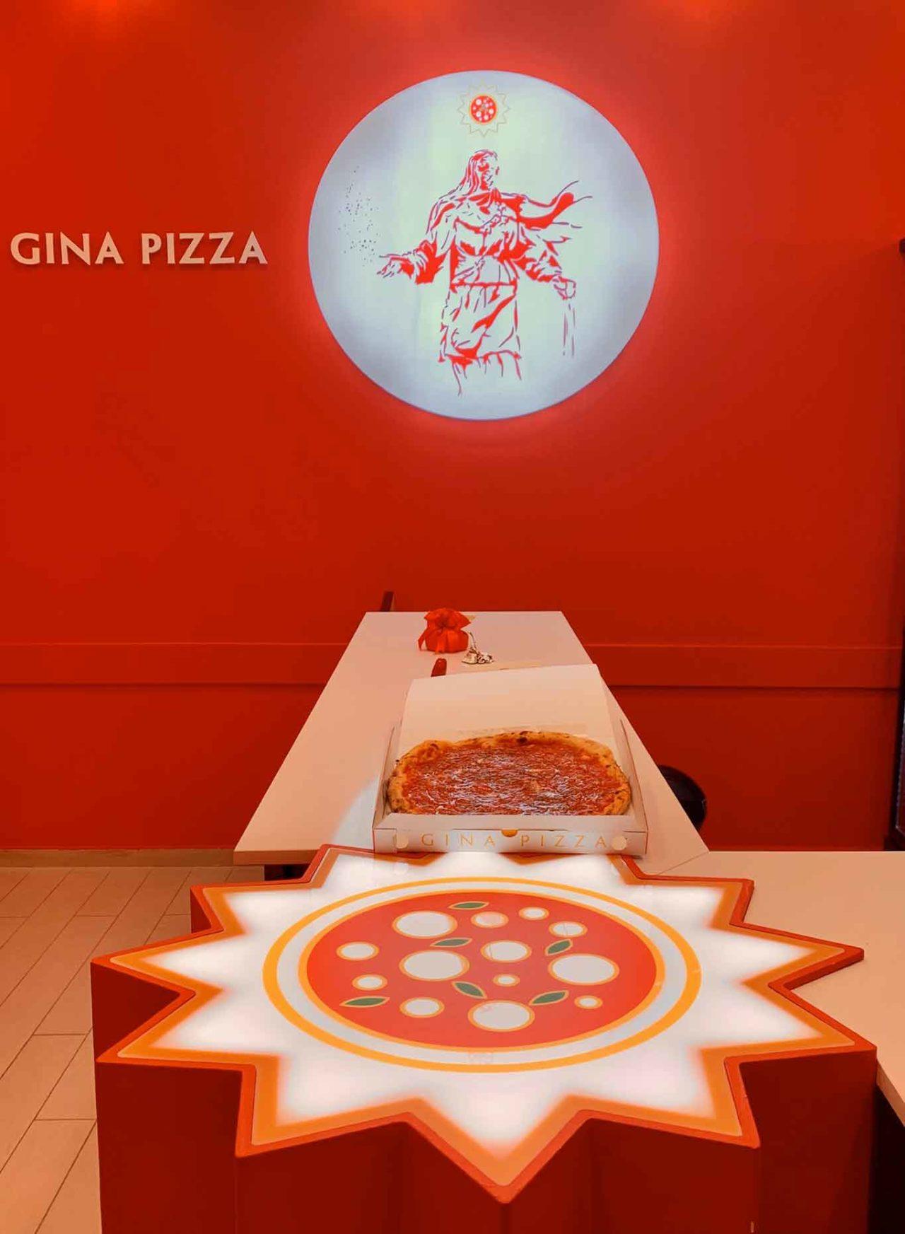Gina Pizza delivery marinara Portici