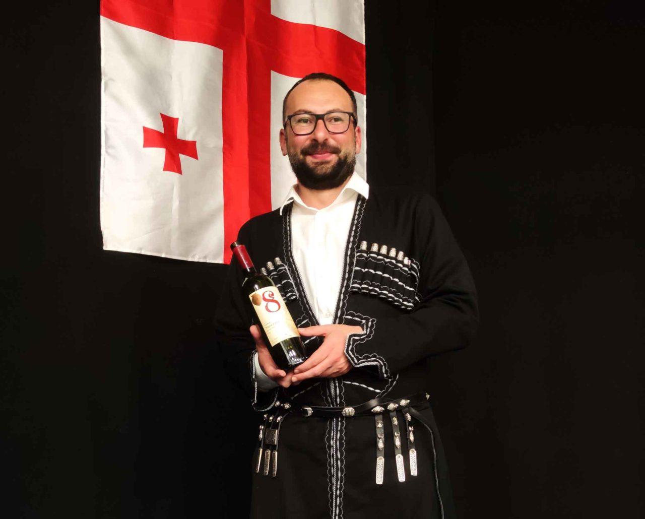 8Millennium distribuidor de vinos georgianos