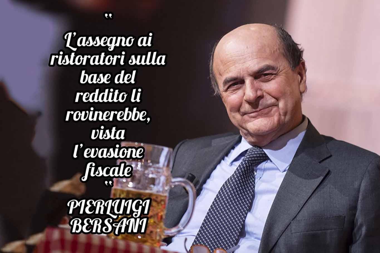 Evasione fiscale Bersani