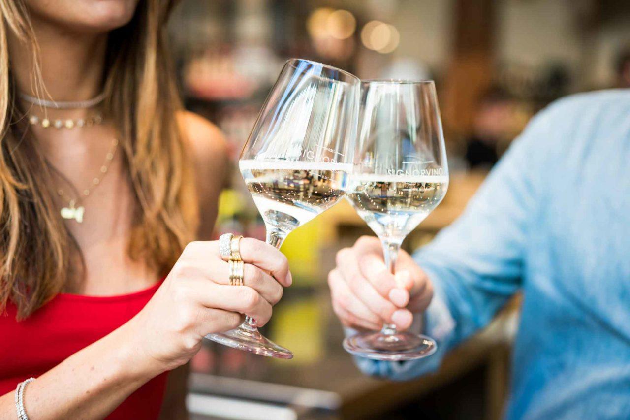 Signorvino brindisi Milano Wine Week 2020