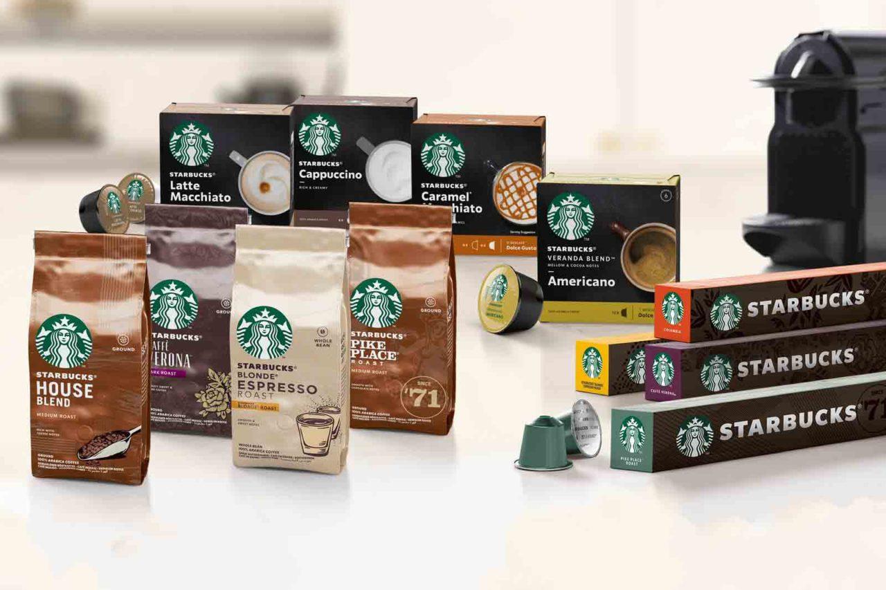 Starbucks caffè