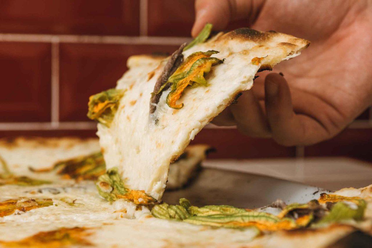 pizza alla romana di Anvedi