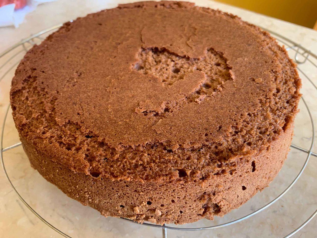 base Torta Sacher