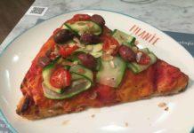 filante pizzeria milano pizza trancio sotto il sole