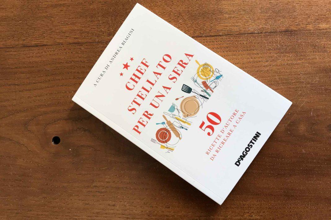 libro chef stellato per una sera