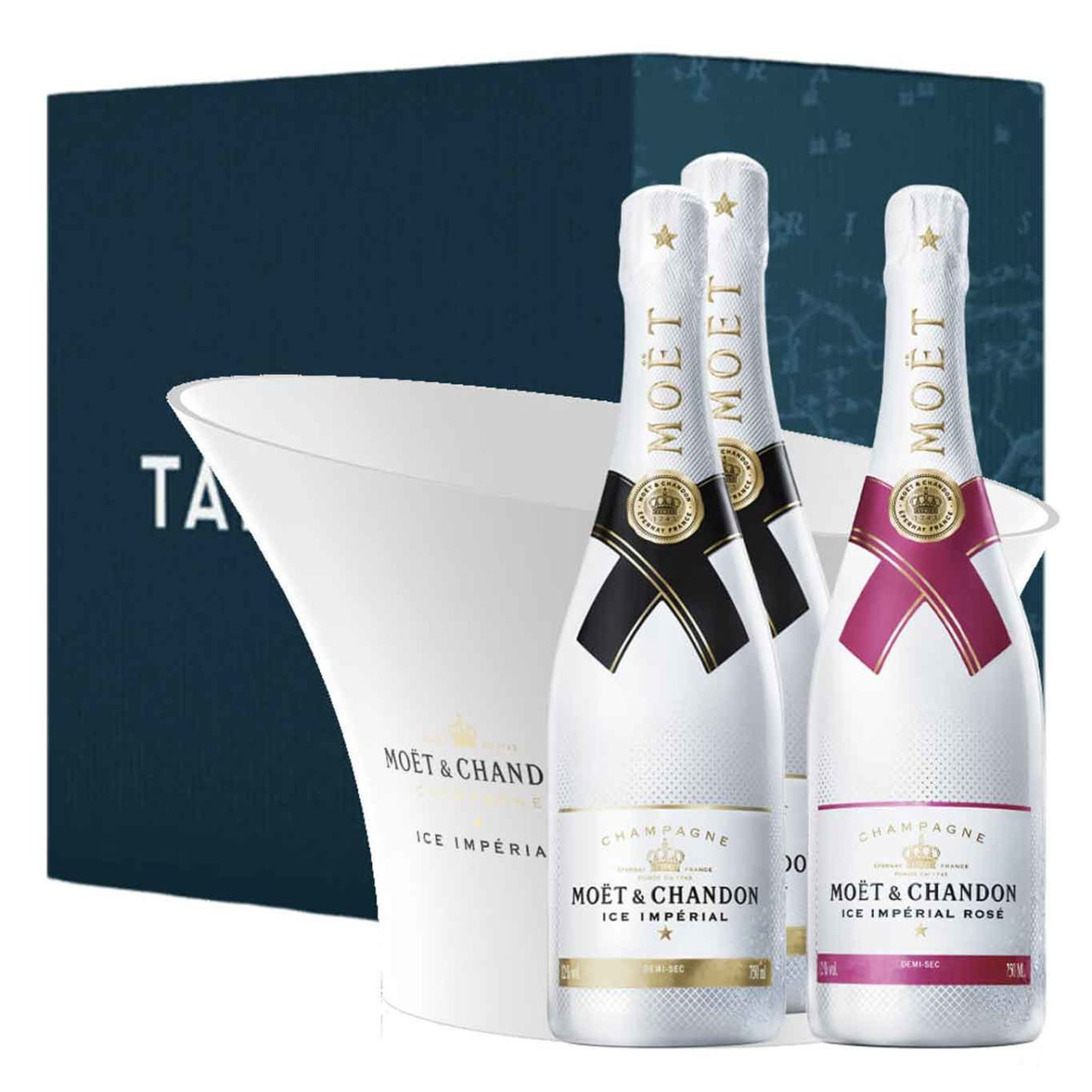 moet chandon imperial ice champagne alla Milano Wine Week 2020