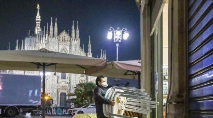 Nuovo Dpcm lockdown Milano