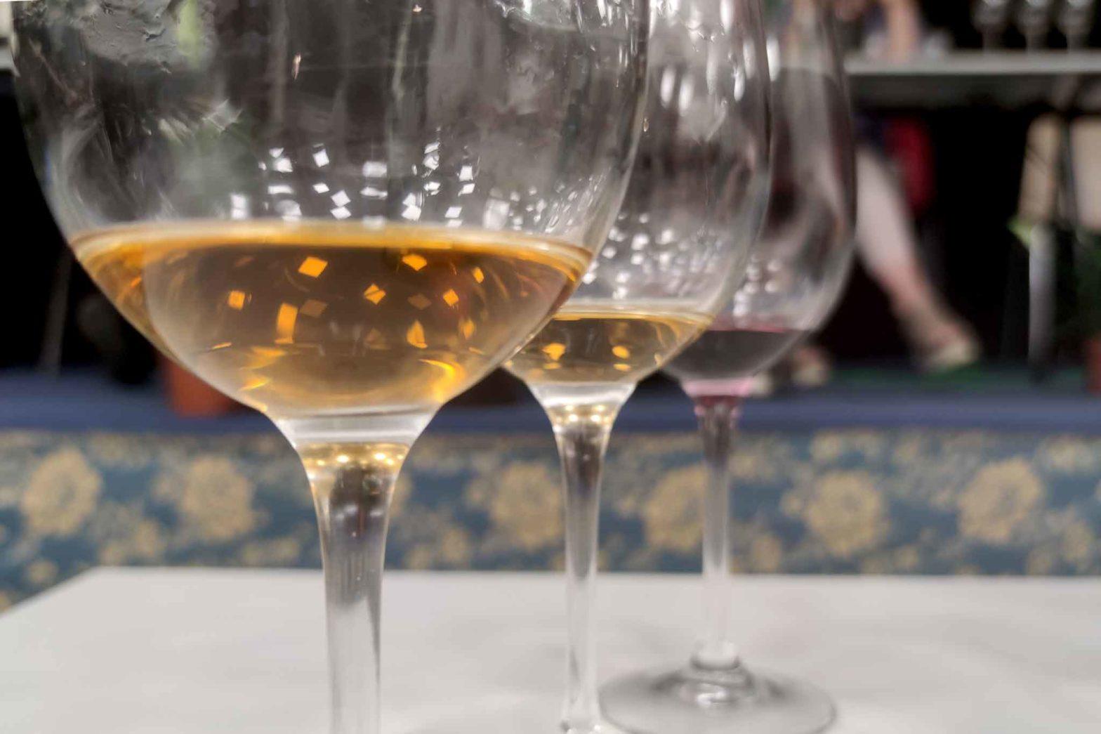 Migliori orange wine