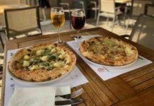 pizza a pranzo