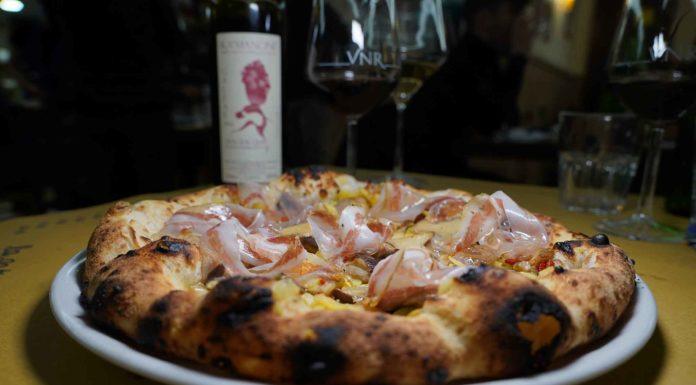 pizza julienne vino pizzeria La Gatta Mangiona Roma