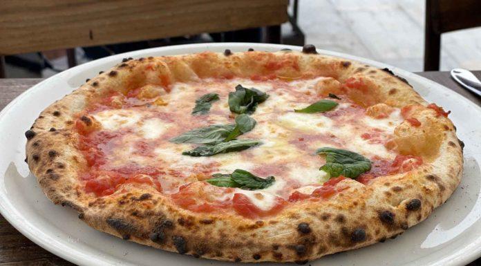 pizza margherita Franco Manca