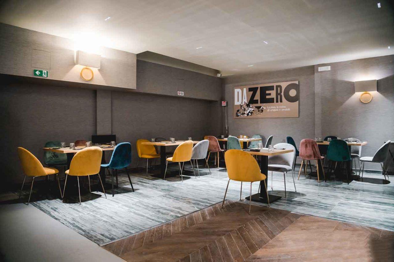pizzeria Da Zero Firenze sala