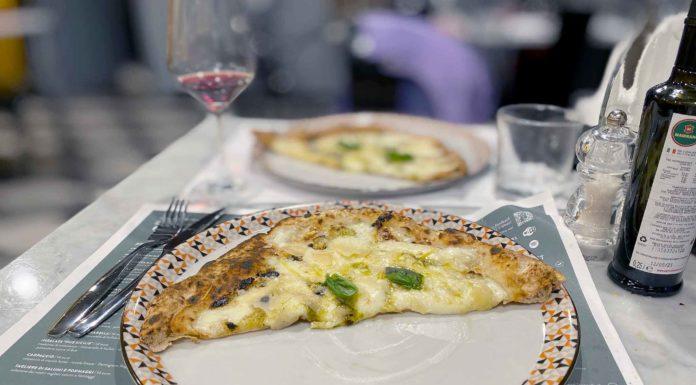 pizzeria Lievita Milano Sempione Piero della Francesca pizza brontese