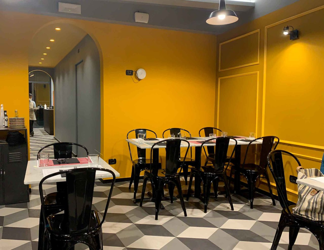 pizzeria Lievità Milano Sempione via Piero della Francesca