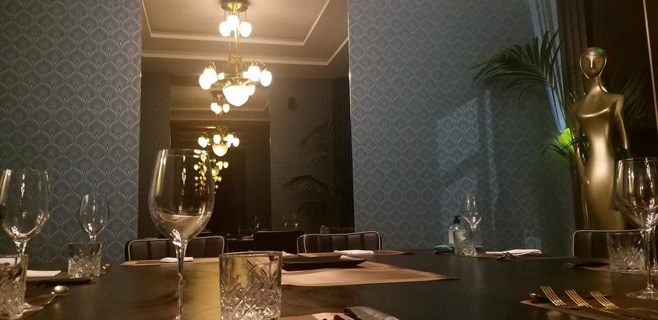 ristorante Grand Love Milano un solo tavolo