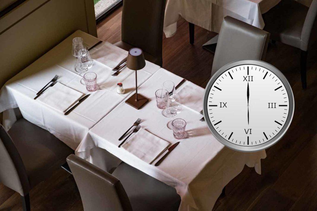 nuovo dpcm ristoranti chiusi ore 18