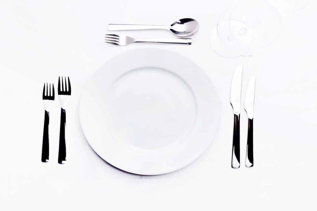 Mise en place ristoranti
