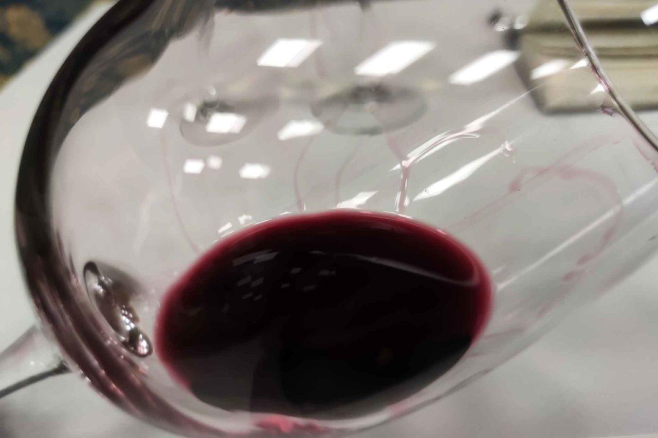 saperavi vino rosso di georgia
