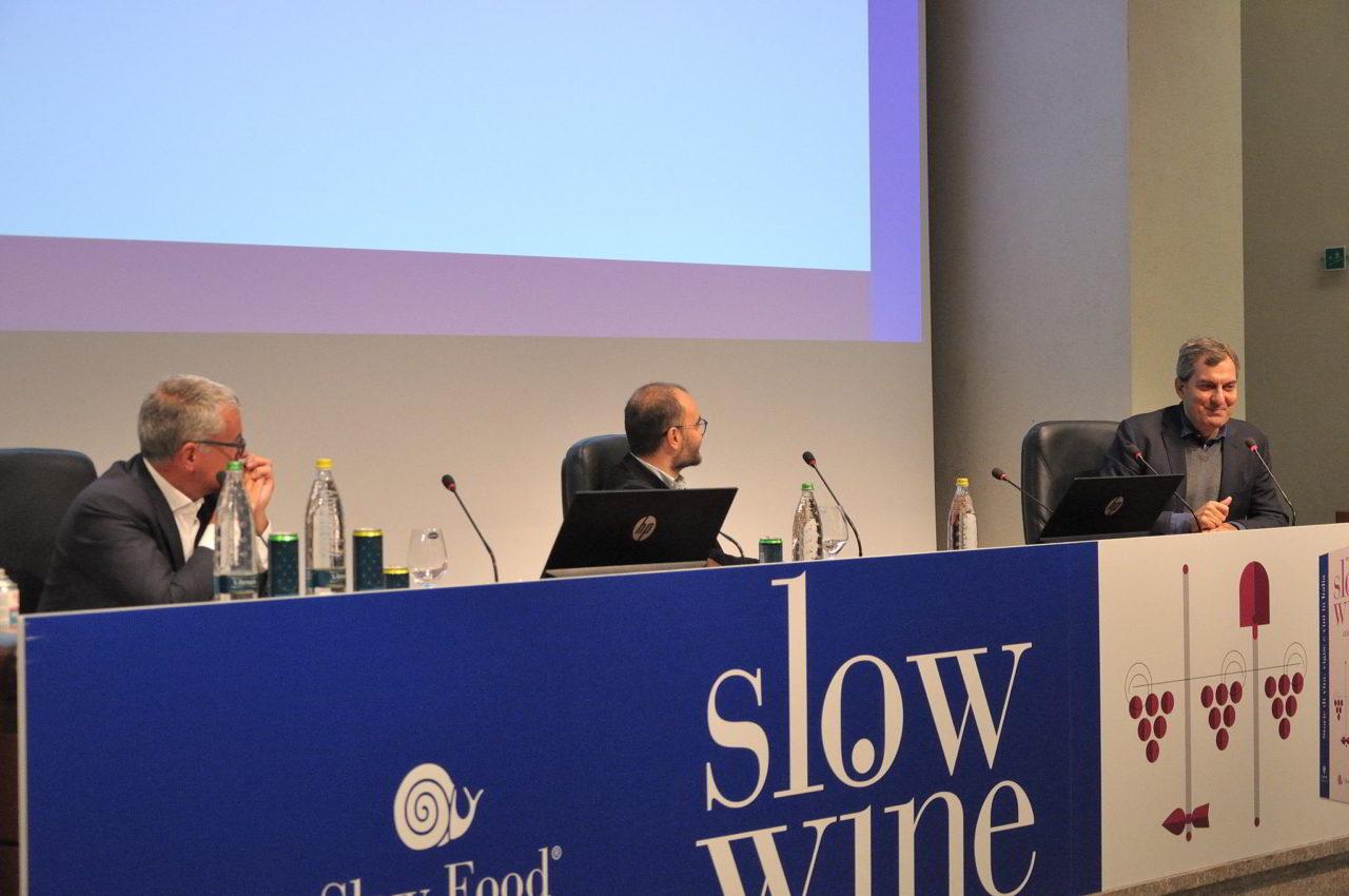 slow wine 2021 giavedoni gariglio mario calabresi