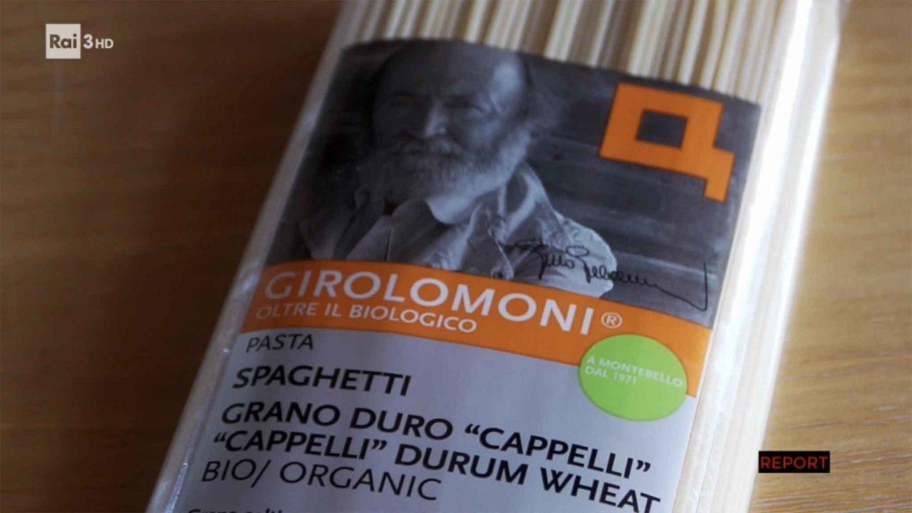 spaghetti Senatore Cappelli Girolomoni