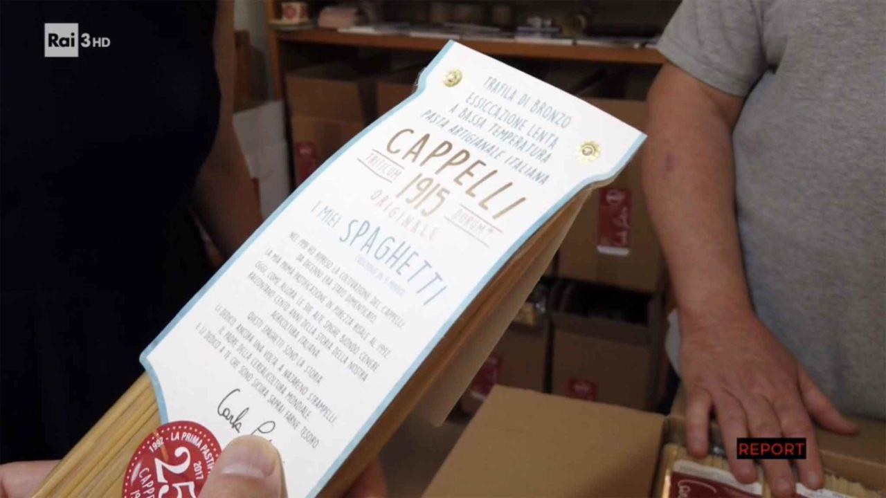 spaghetti Latini Senatore Cappelli