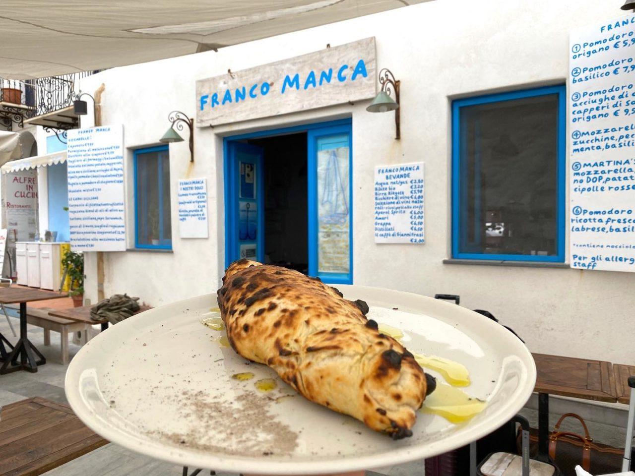 tabella pizze Franco Manca
