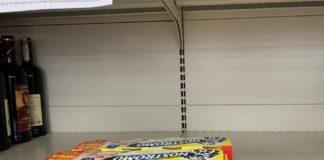 tonno al supermercato