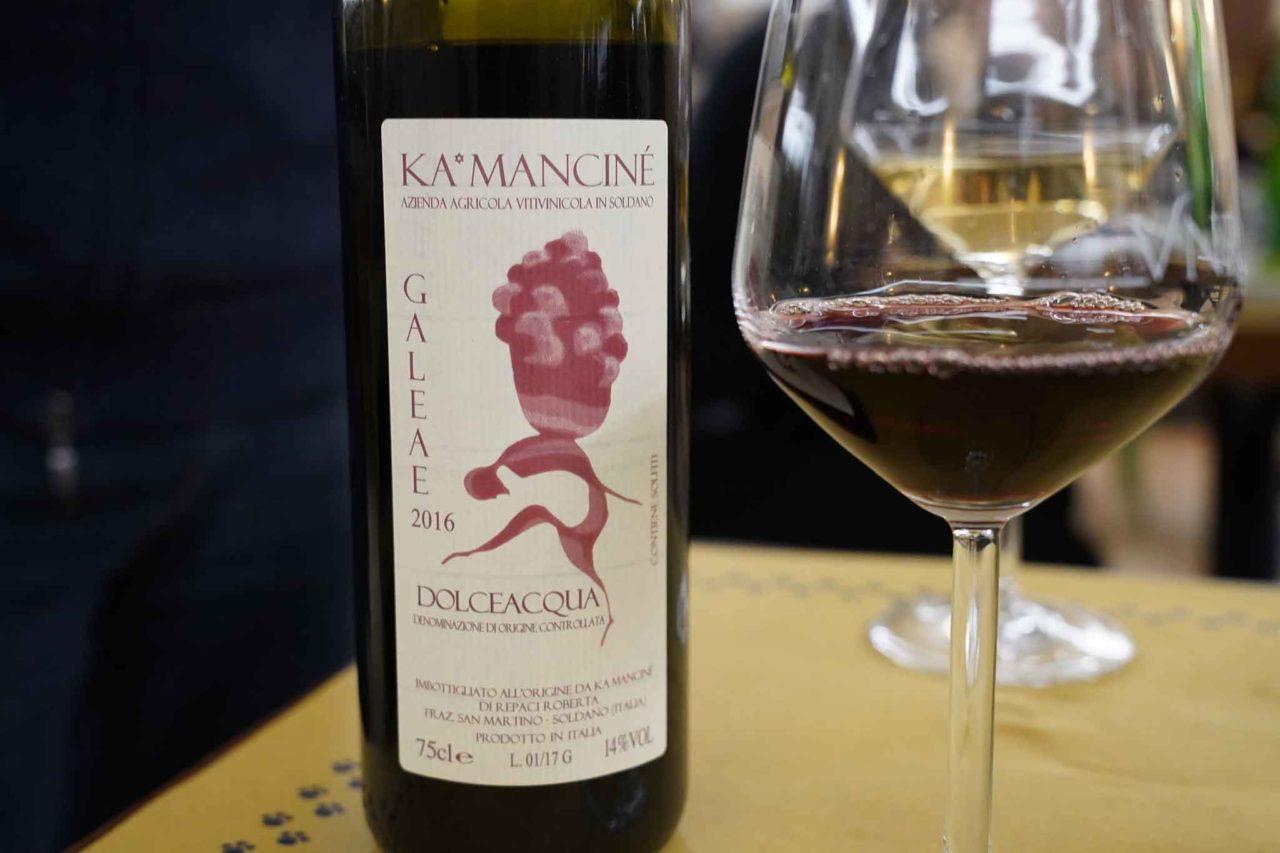 Ka Manciné vino Rossese di Dolceacqua