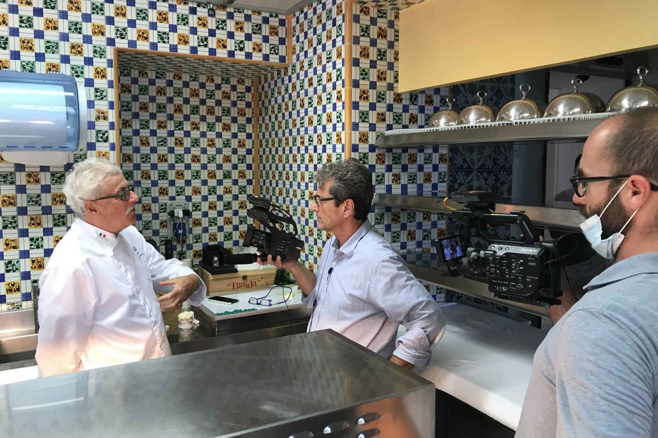 Alfonso Iaccarino Report pasta
