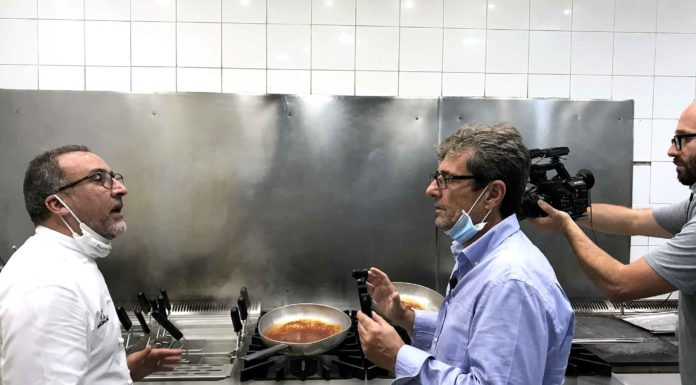 Report pasta Iovene Scarallo