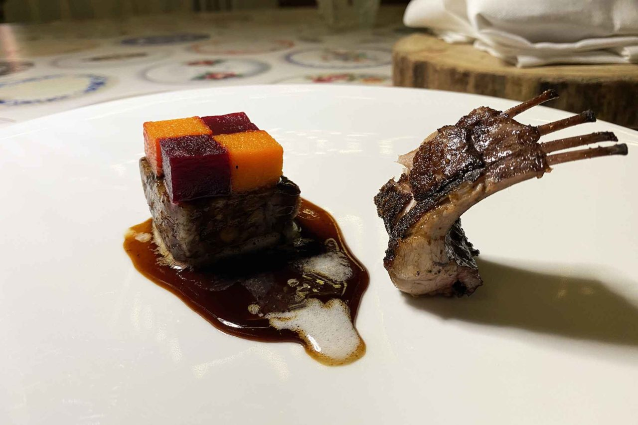 coniglio Casamatta Restaurant Manduria Puglia