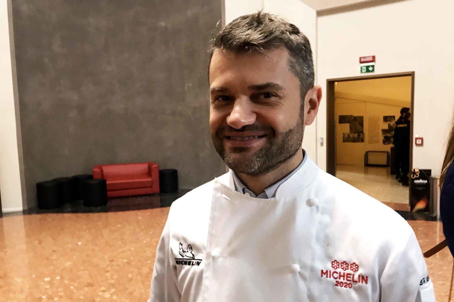 Enrico Bartolini 3 stelle Michelin 2020