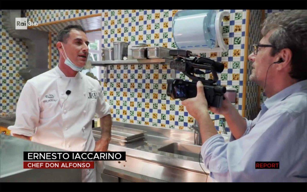 Report pasta Ernesto Iaccarino