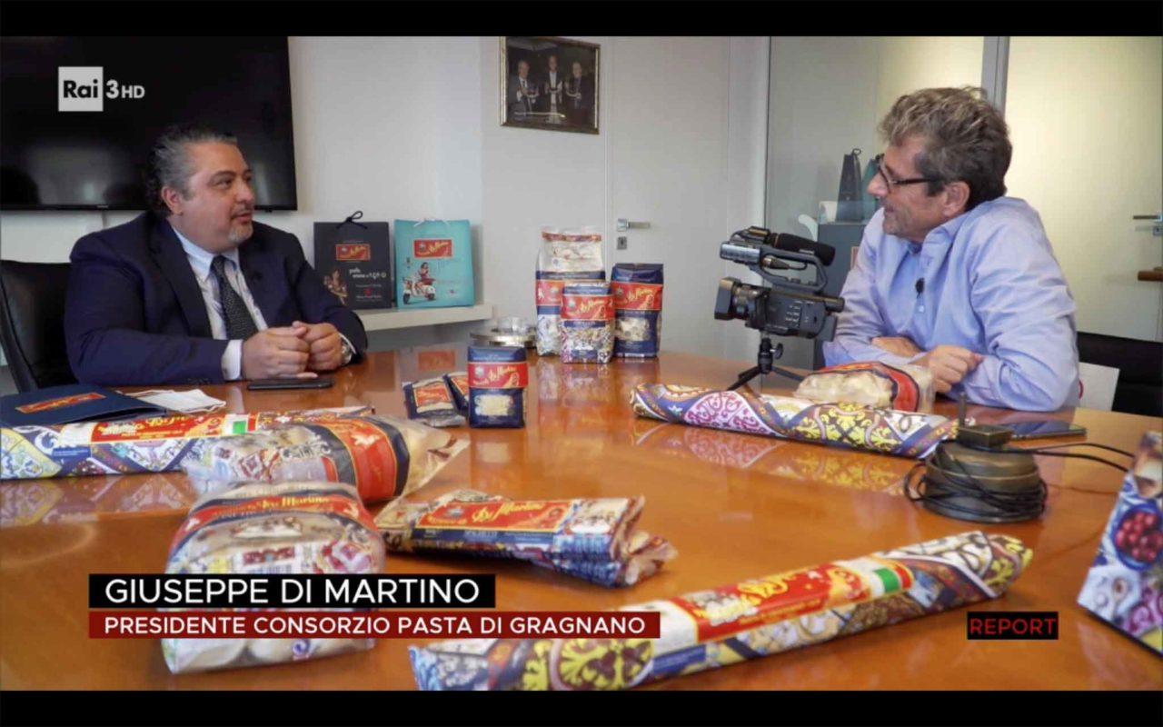 Giuseppe Di Martino Report pasta
