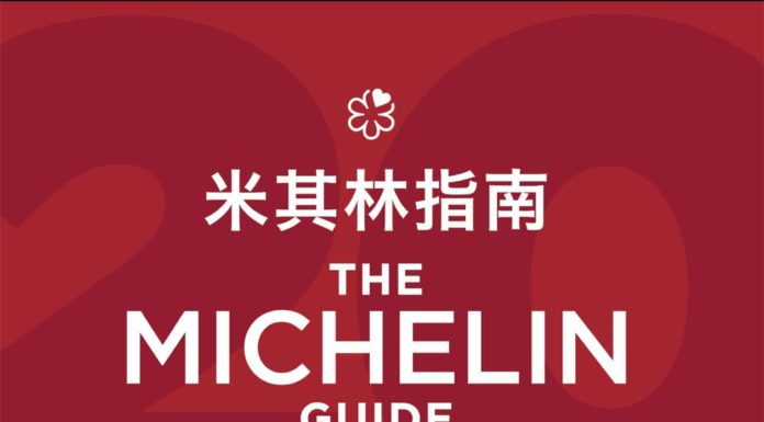 Guida Michelin 2021 Pechino