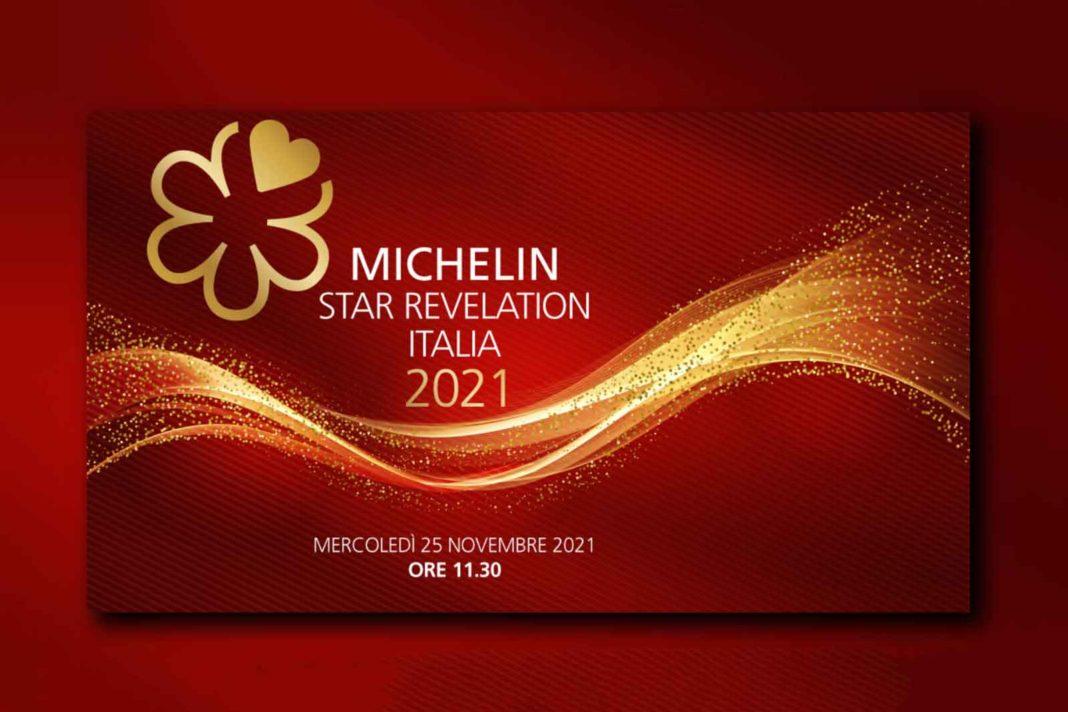 Guida Michelin 2021 presentazione Star Revelation 2021