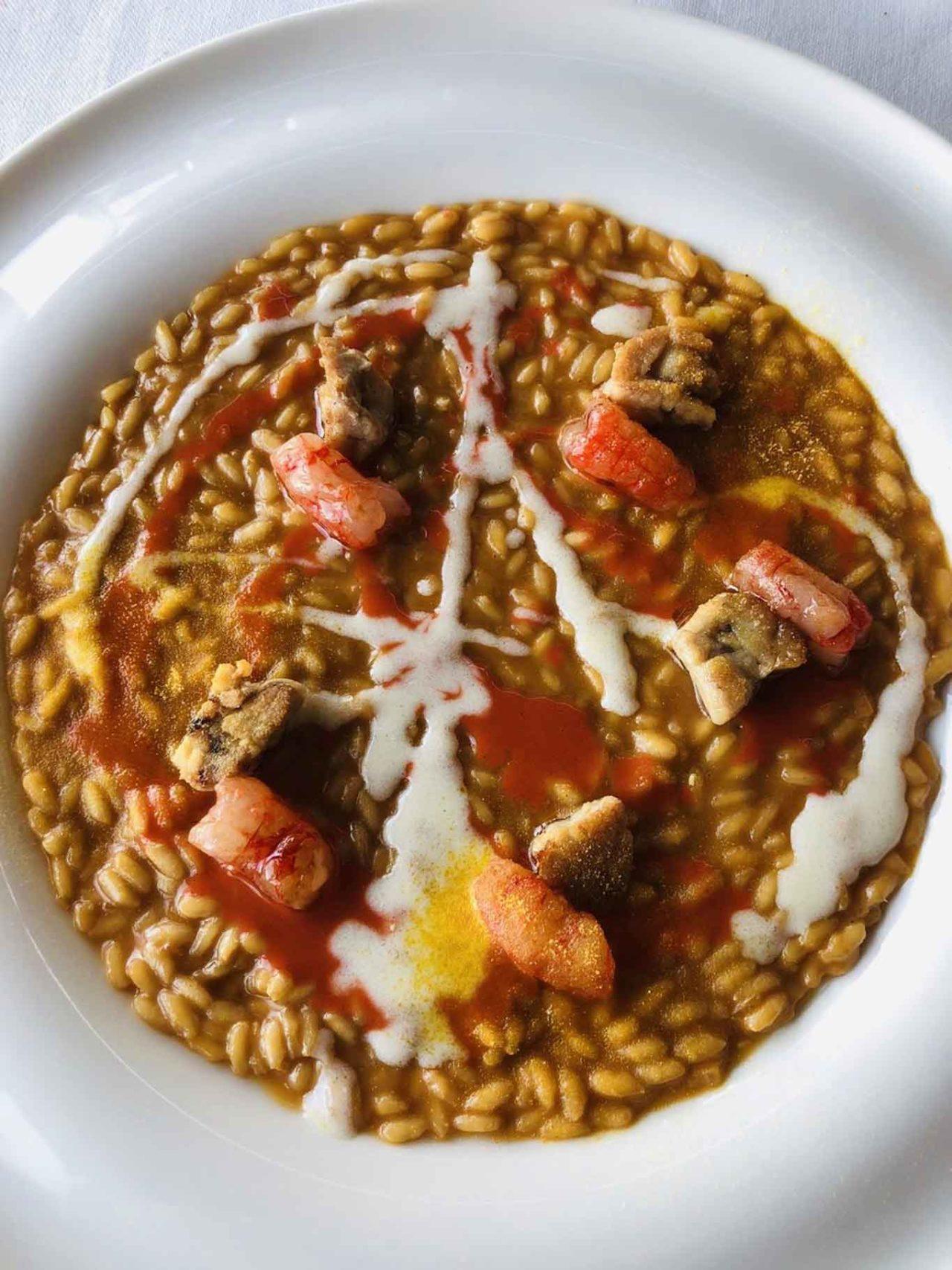 risotto Insight Eatery ristorante Abruzzo